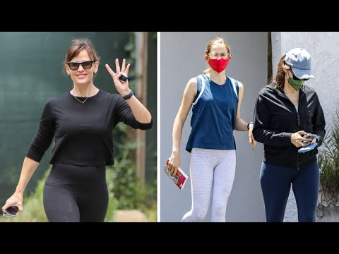 Jennifer Garner Spends Mother's Day Weekend With Her Family