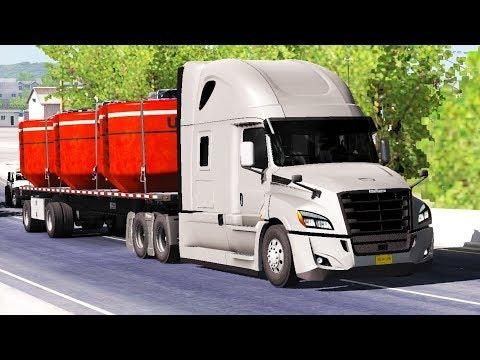 Freightliner Cascadia 2018 v1.10 fix 1.35