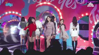 Video [예능연구소 직캠] 트와이스 YES or YES @쇼!음악중심_20181117 YES or YES TWICE in 4K MP3, 3GP, MP4, WEBM, AVI, FLV Januari 2019