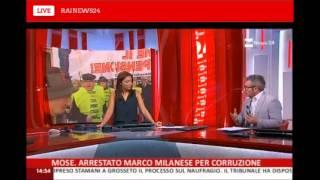 Enzo De Fusco - RaiNews24 - La tutela degli esodati