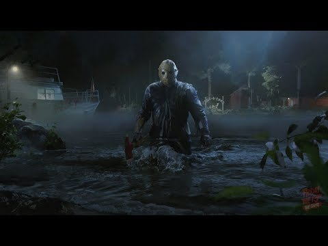 Friday the 13th: The Game - СТРИМ 3