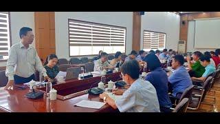 Tọa đàm đánh giá thực trạng ngành tư pháp tại TP Uông Bí
