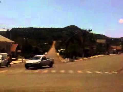 www.acessemais.com.br Uma volta de carro em Jaborá - SC.