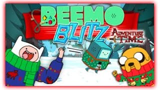 Adventure Time - Beemo Blitz [ Full Games ] - Adventure Time Games ᴴᴰ