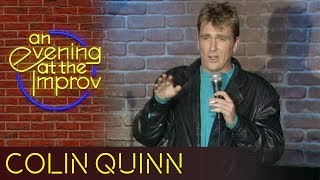 Colin Quinn - An Evening at the Improv