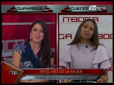 Directv uno de los mejores lugares para trabajar para Mujeres en Ecuador 2019