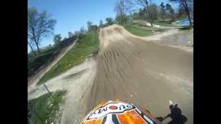 2. Gopro - ktm sx 125 2009   (Bellinzago track)
