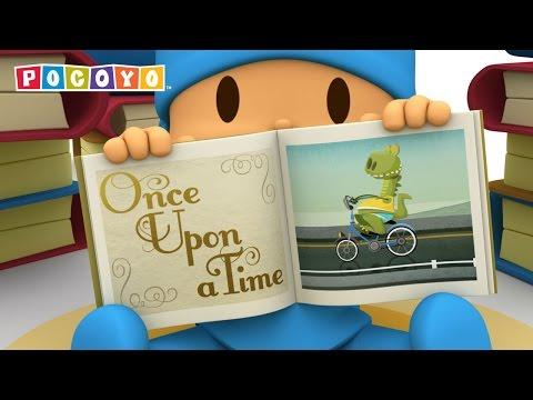 Pocoyo português Brasil - Os contos do Pocoyo [de Let's Go Pocoyo] 12 contos para crianças!