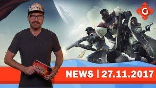 Destiny 2 ändert ganz schnell das XP-System: Frankreich ist gegen Lootboxen | GW-NEWS