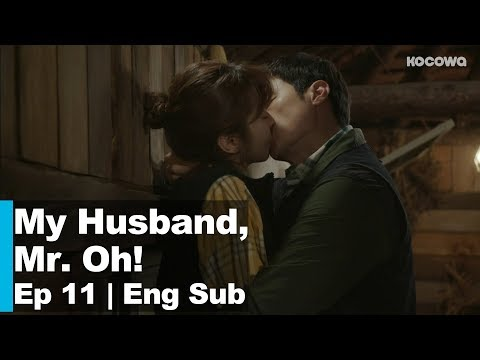 "U-IE ""I'll count to three. Kiss me then"" [My Husband, Mr. Oh! Ep 11]"