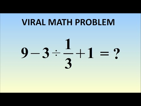 how can i solve a math problem