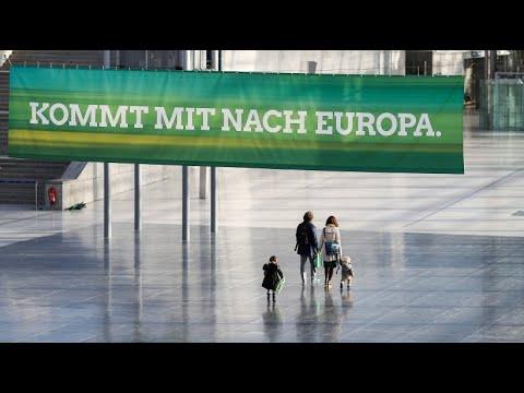 Grüne sagen Rechtspopulisten in Europa-Wahl den Kampf an