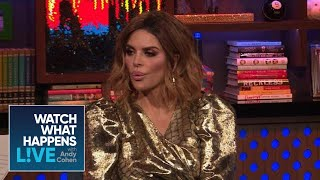 Lisa Rinna Dishes About Andy Cohen's Baby Shower | WWHL