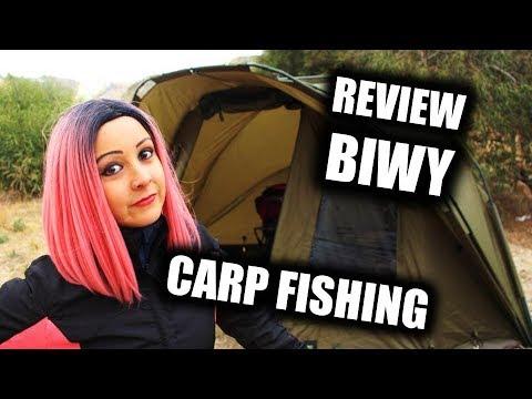 Review BIWY Fort Knox PRO DOME  Carpfishing