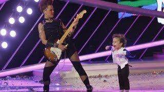 Formidabil! David Focșanschi dansează ca Michael Jackson pe scena Next Star!