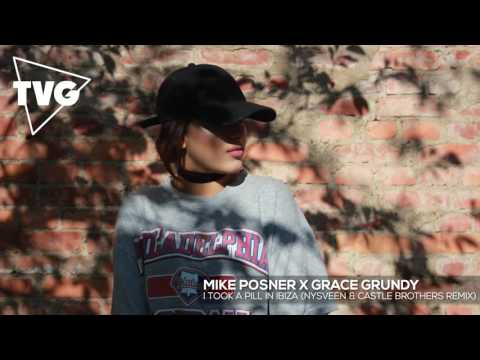 Mike Posner x Grace Grundy - I Took A Pill In Ibiza (Nysveen & Castle Brothers Remix)
