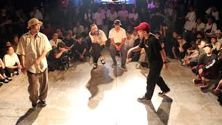 Jenes vs ryo – DOGEATDOG vol.2 TOP8