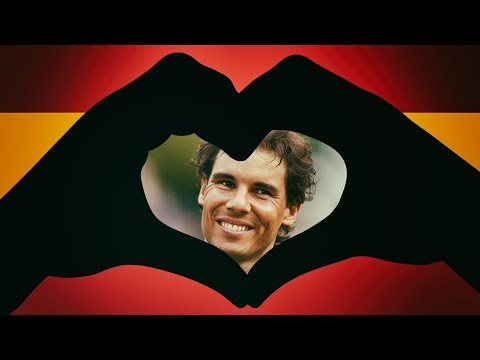 Rafael ( Rafa ) Nadal Love Song - The One That Got Away