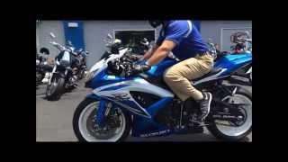 6. The Real Deal: 2009 Suzuki GSX-R 600