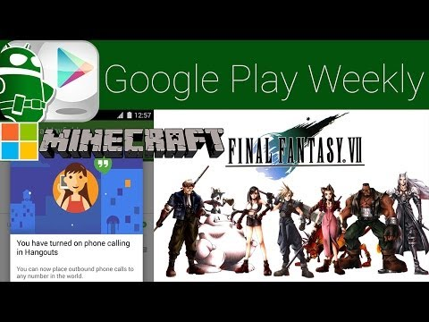 finally - Written Companion - http://goo.gl/MoEabf Join us this week as we talk about Amazon Instant Video on Android (finally), Hangouts and Google Voice merging (finally), and Final Fantasy 7 coming...