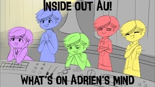 [Miraculous Ladybug Comic Dub] Inside Out AU! (Part 3) | What's on Adrien's Mind