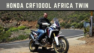 3. Honda CRF1000L Africa Twin 2017 - In-depth review