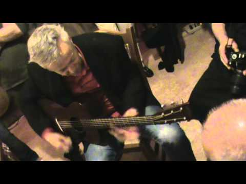 Tommy Emmanuel after Soave Guitar Festival 2012
