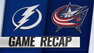 Kucherov leads Lightning to sixth straight win by NHL