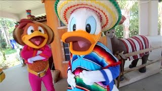 The Disney College Program graduation party Spring/Fall 2017 with the The Three Caballeros.I finished a year long internship at outdoor vending at Walt Disney World's Hollywood Studios. My fellow DCP vlogger prince charming Dev was at the event.I explored with my Patterson Court Apartment roommates. i didn't receive my diploma from Mickey and Minnie.