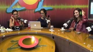 Oyentes de SPM le dicen a Myriam Hernández para que le sirven sus canciones