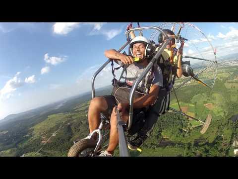gabriel voo parapente em Igarape