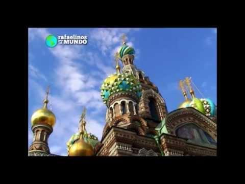 Iglesia del Salvador sobre la Sangre Derramada San Petersburgo RUSIA