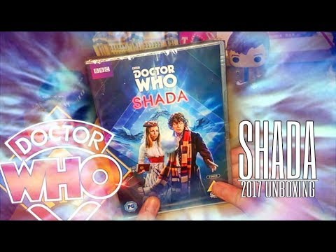 Doctor Who SHADA 2017 Unboxing (FINALLY!)