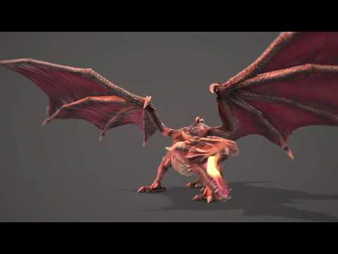 Unka the Dragon (Unity & Unreal)