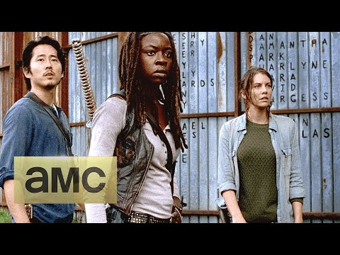 The Walking Dead 6.15 Preview