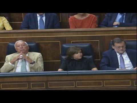 Ο Μαριάνο Ραχόι δεν πήρε την ψήφο εμπιστοσύνης