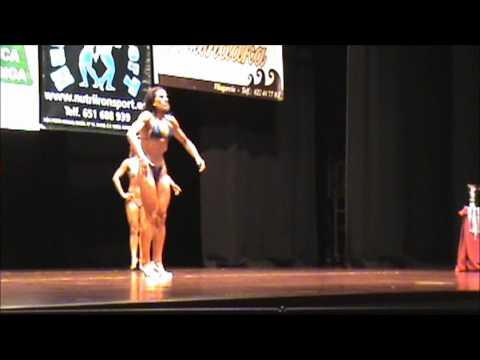 Bodyfitness, segunda ronda, en el Campeonato gallego IFBB 2012