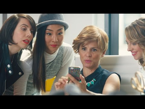 seriously - Victoria, Paige and Lily help their boss make the most of a very special inter-office Tinder match. WATCH MORE Seriously Distracted: http://bit.ly/1wswH9L SUBSCRIBE to Above Average Network:...