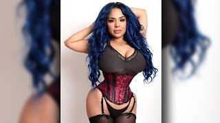 Corset Enthusiast Shrinks Her Waist To An Extreme 16 Inches - YouTube