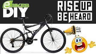 This is a simple horn/bell upgrade I am trying out because I believe this is one of the most important upgrades to do for commuting on a bicycle and would definitely recommend it to anyone riding in traffic, be it a regular bike or an eBike...Thanks for watching