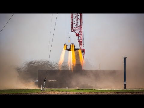 SpaceX Turning Science Fiction Into Science Fact