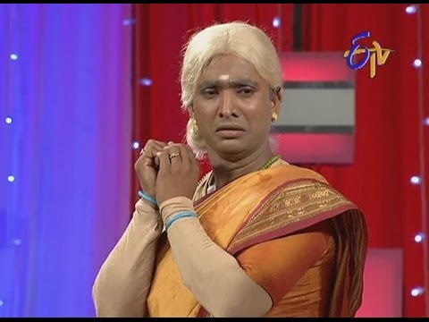 Jabardasth     Adhire Abhinay Performance on 17th July 2014