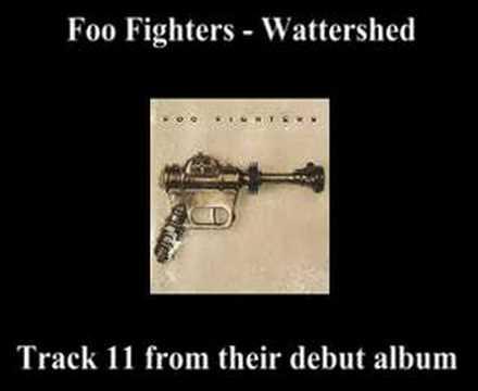 Tekst piosenki Foo Fighters - Wattershed po polsku