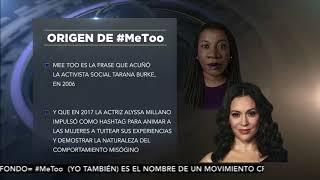 """A Fondo: """"#Metoo y el linchamiento social""""."""
