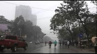 VTC14_Miền Bắc Mưa Phùn, Nồm ẩm Trong Ngày Quốc Tế Phụ Nữ 8/3