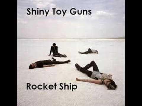 Tekst piosenki Shiny Toy Guns - Rocketship po polsku