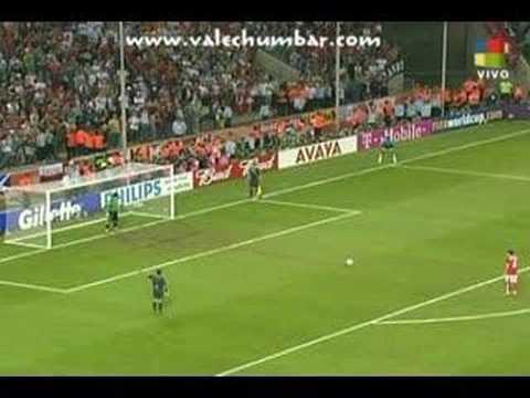 Octavos de final, Suiza vs Ucrania, Mundial de Alemania 2006