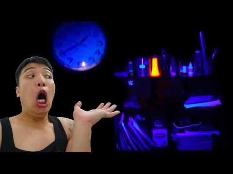 NTN - Sốc Phát Hiện 90% Đồ Vật Có Thể Phát Sáng ( Objects that glow ) - Thời lượng: 8 phút, 15 giây.