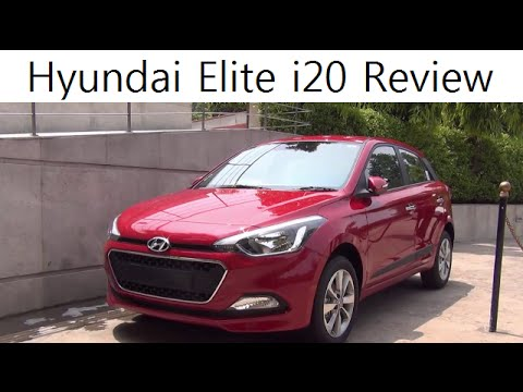 2014 Hyundai i20 Elite Review With Price, Exteriors, Interiors And Features Overview