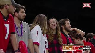Texas vs Georgia Football Highlights